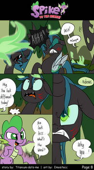 Spike to the Rescue - Page 8