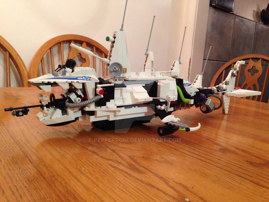 Lego Builder Island