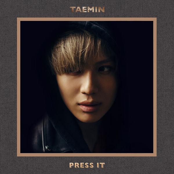 Taemin - Press It by kattwitt on DeviantArt