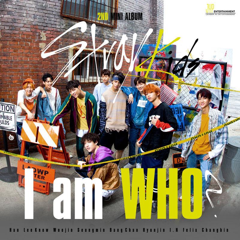 Stray Kids - I Am WHO (My Pace Ver ) by kattwitt on DeviantArt