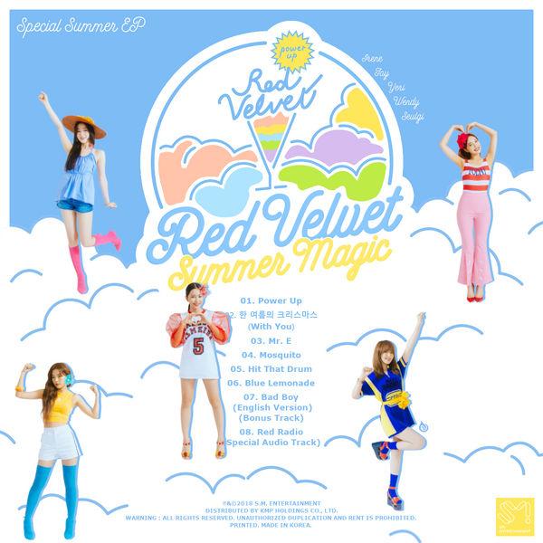 Red Velvet - Summer Magic (Track Version) by kattwitt on