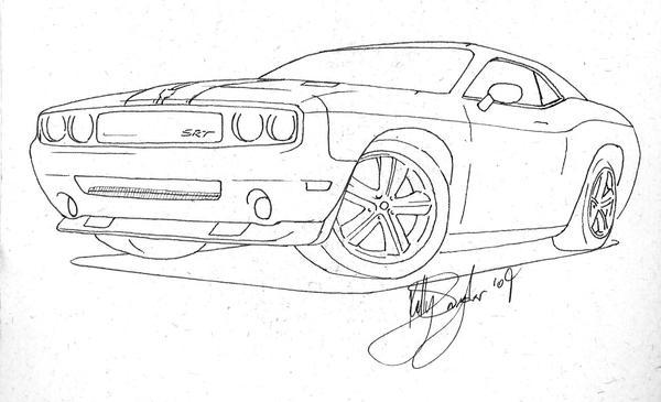 2010 Dodge Challenger By Dieselart On DeviantArt