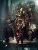 Knight of Drkness 1 by maratarslanov