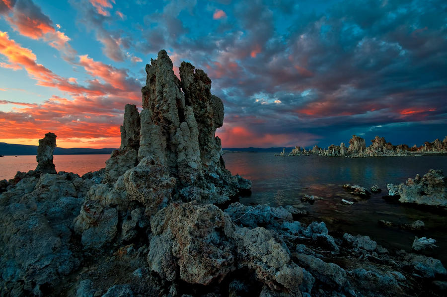 1 Mono Lake Ca by Nikonthog