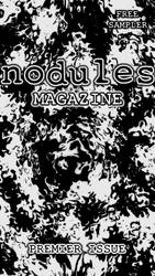 nodules Premier Issue Cover