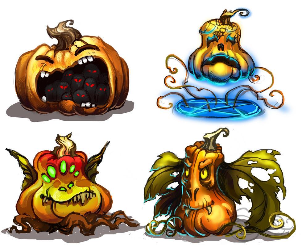 pumpkin by Tottor