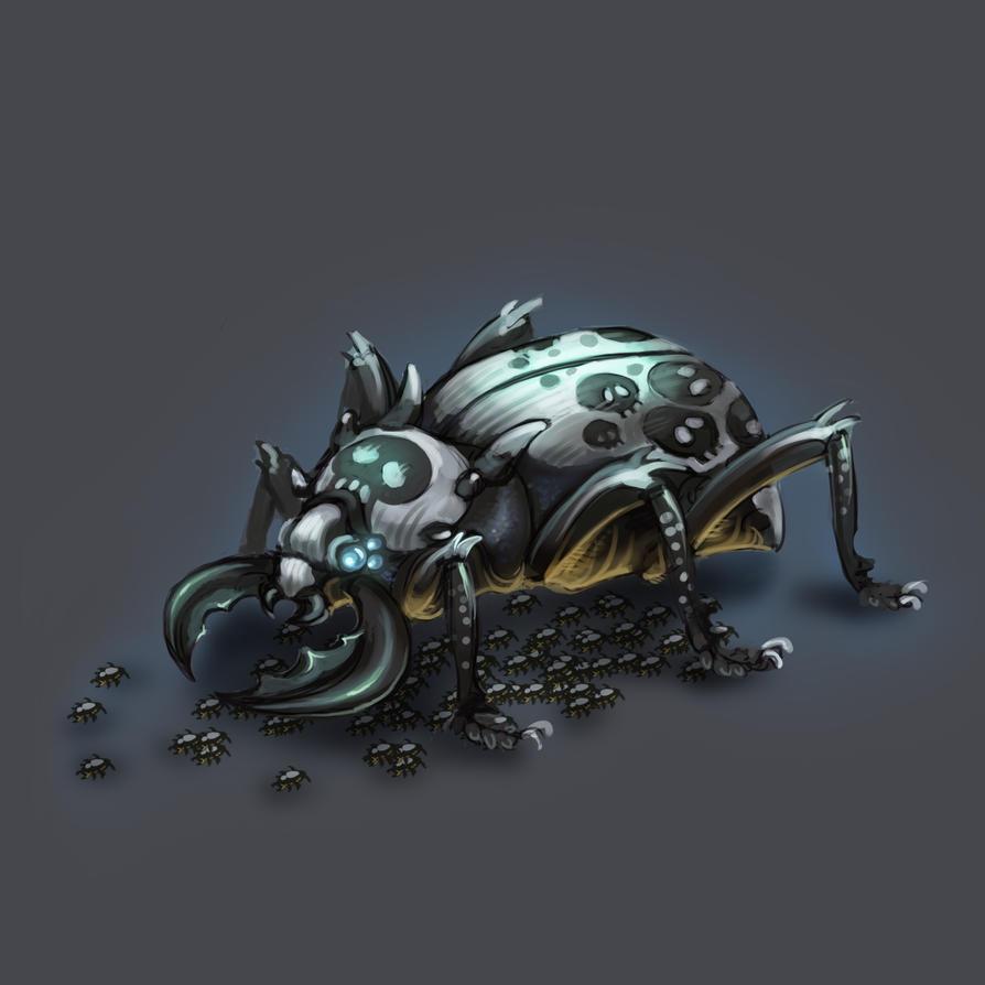 beetle by Tottor