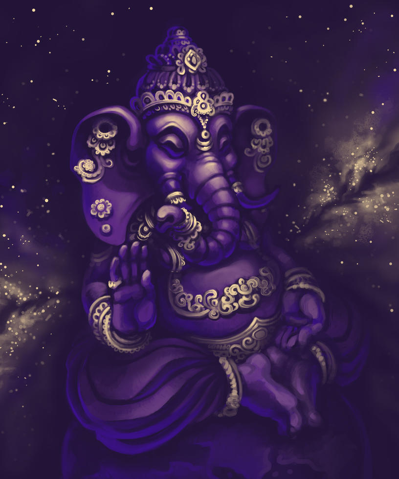 Ganesha by Tottor