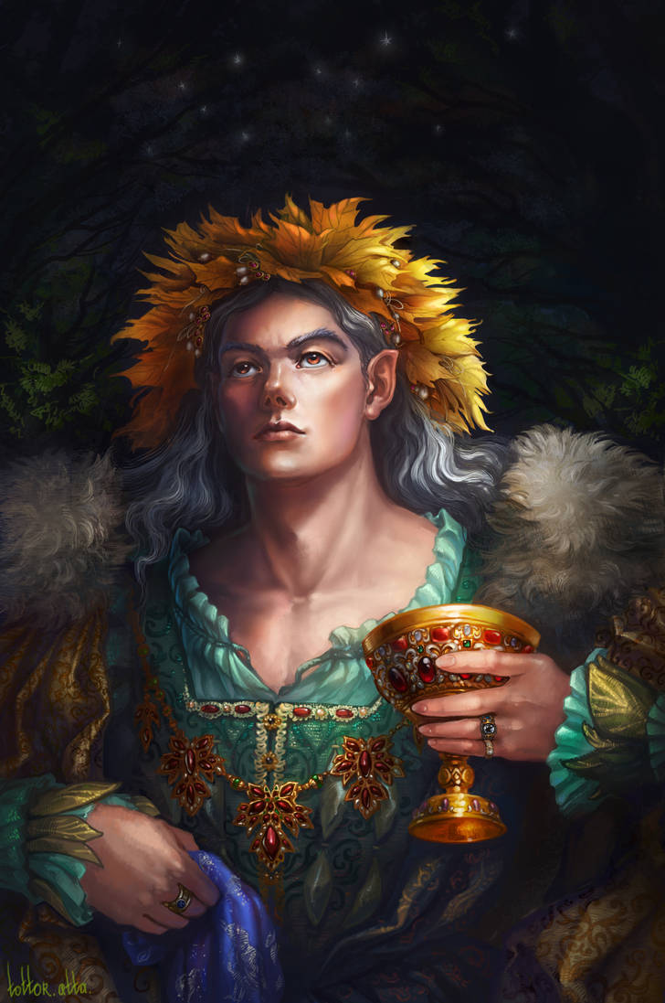 Thingol by Tottor