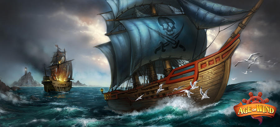 Age of wind by Tottor