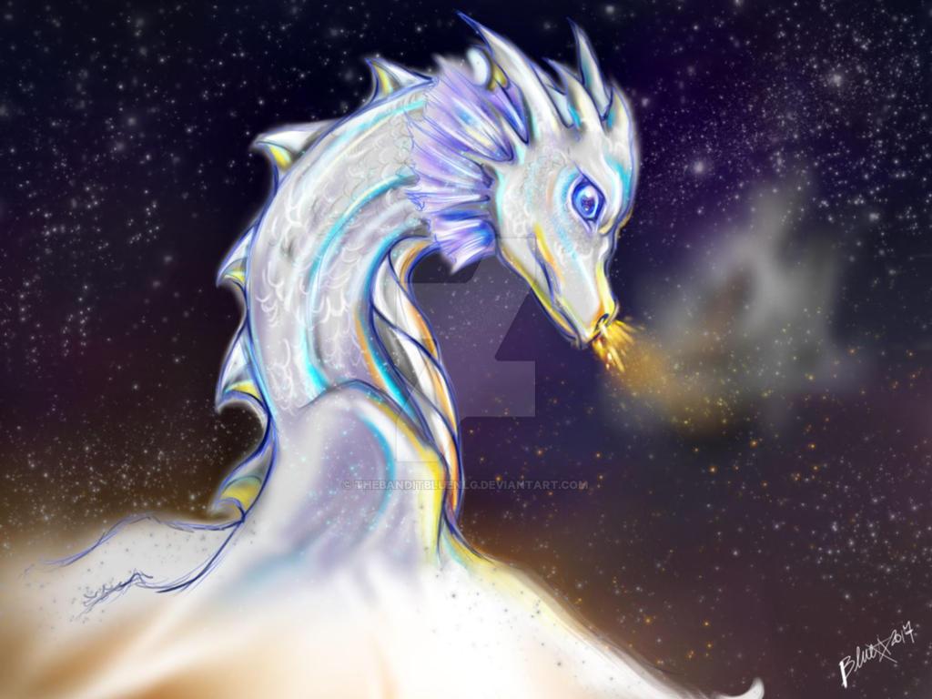 galaxy dragon by thebanditbluenlg dbmm6ed