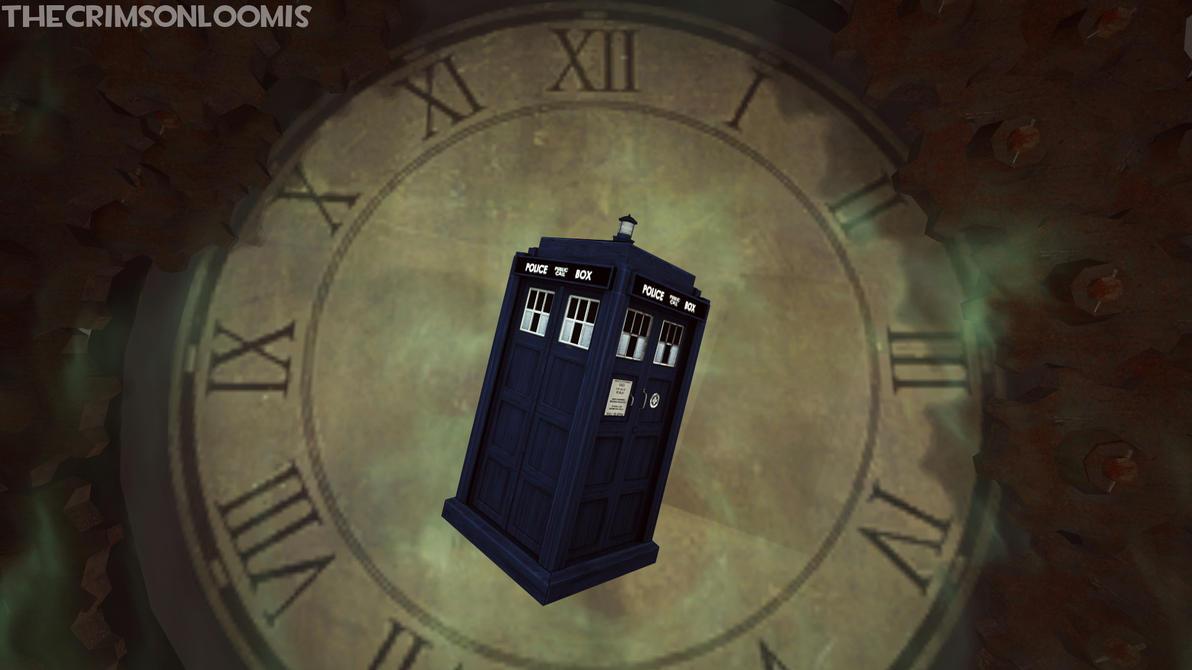 Clockwork by TheCrimsonLoomis