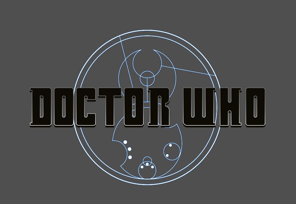 Doctor Who logo by TheCrimsonLoomis