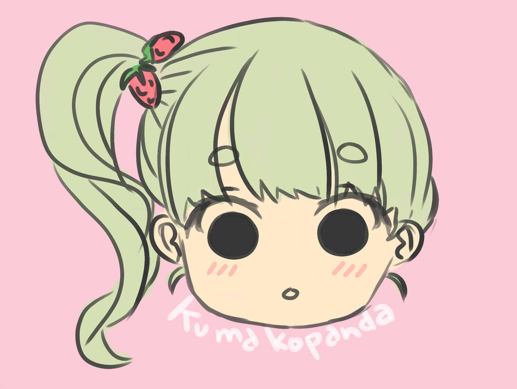strawberry-chan by keiZap