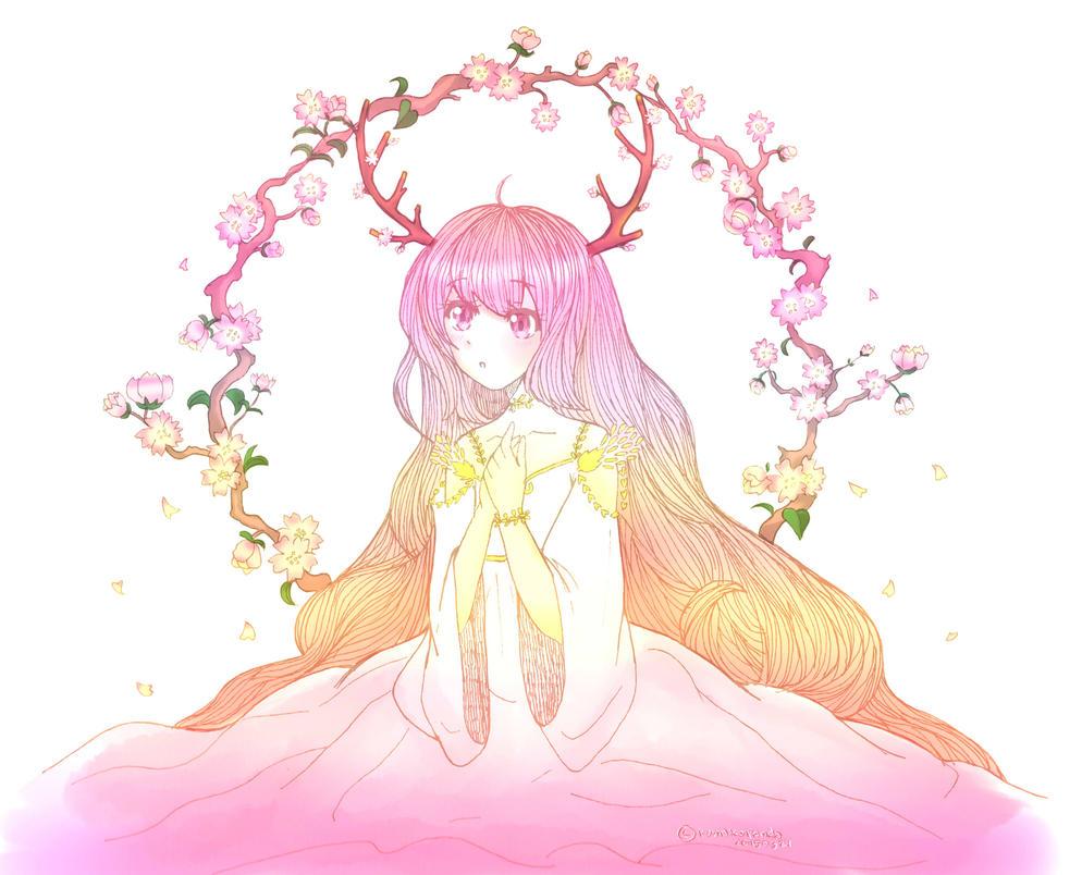 Spring Princess by keiZap