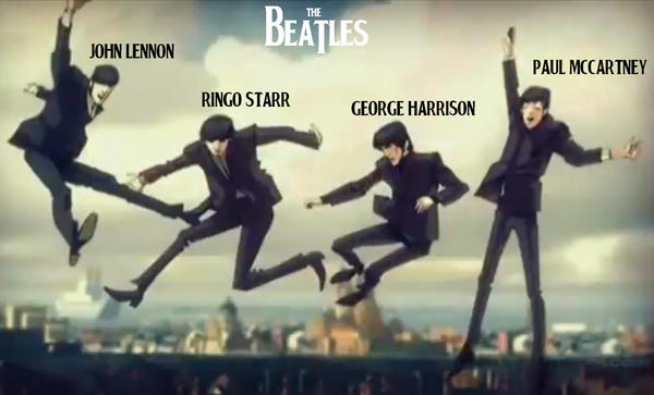 Beatles RB - Leap by lanilioness