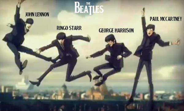 Beatles RB - Leap by TheAbbeyRoadie