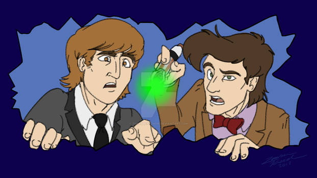 Lennon And The Doctor