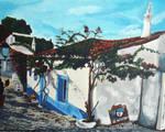 Ze Morgadinho Restaurant, Alvor, Algarve