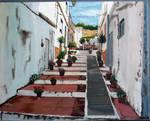 Another street of Alvor