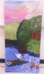 Dismal Swamp by Hannahfun98