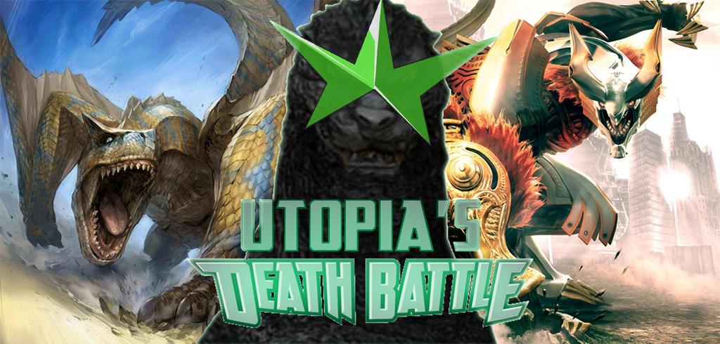 Utopia's Death Battles S1E1 - TigrexVHannibal by ApexUtopia ?