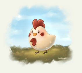 Harvest Moon Chicken