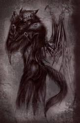 Hell Hound - Final by pupukachoo