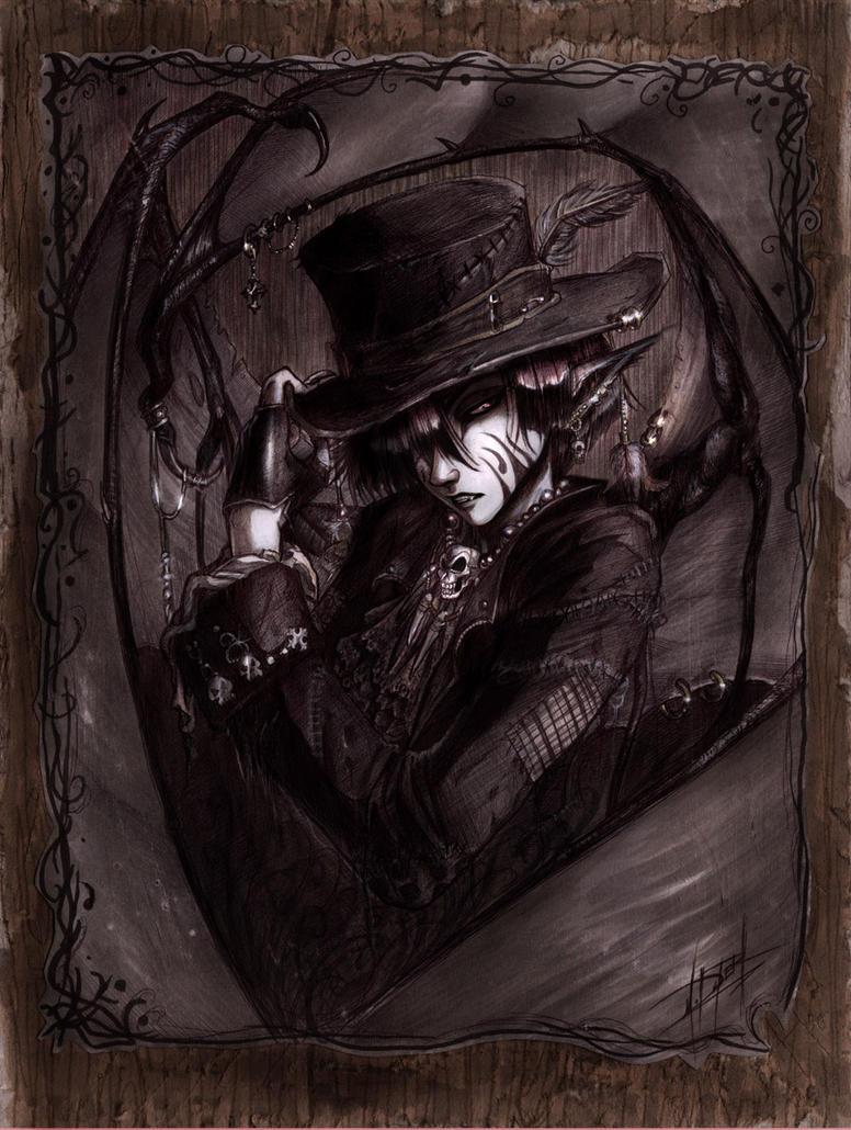 - Mystic MACABRE - by pupukachoo