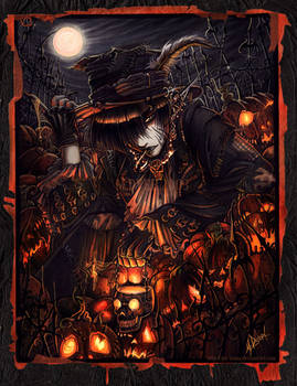 - King of the Pumpkin Patch-