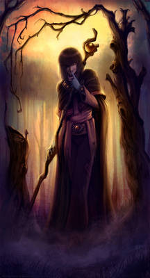 Trickster Priest