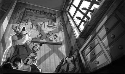 The Luthier's Shop