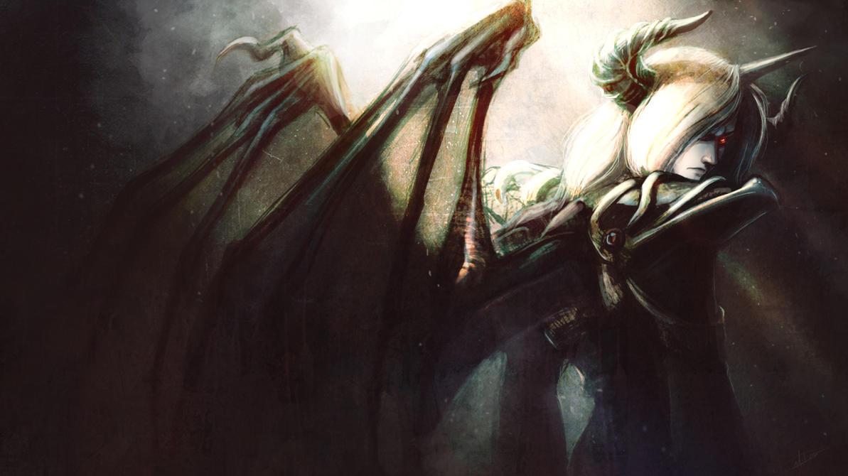 Demon's Heir by pupukachoo