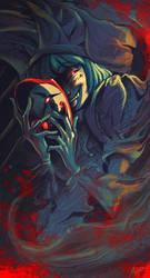 Netherworld's Clown by pupukachoo