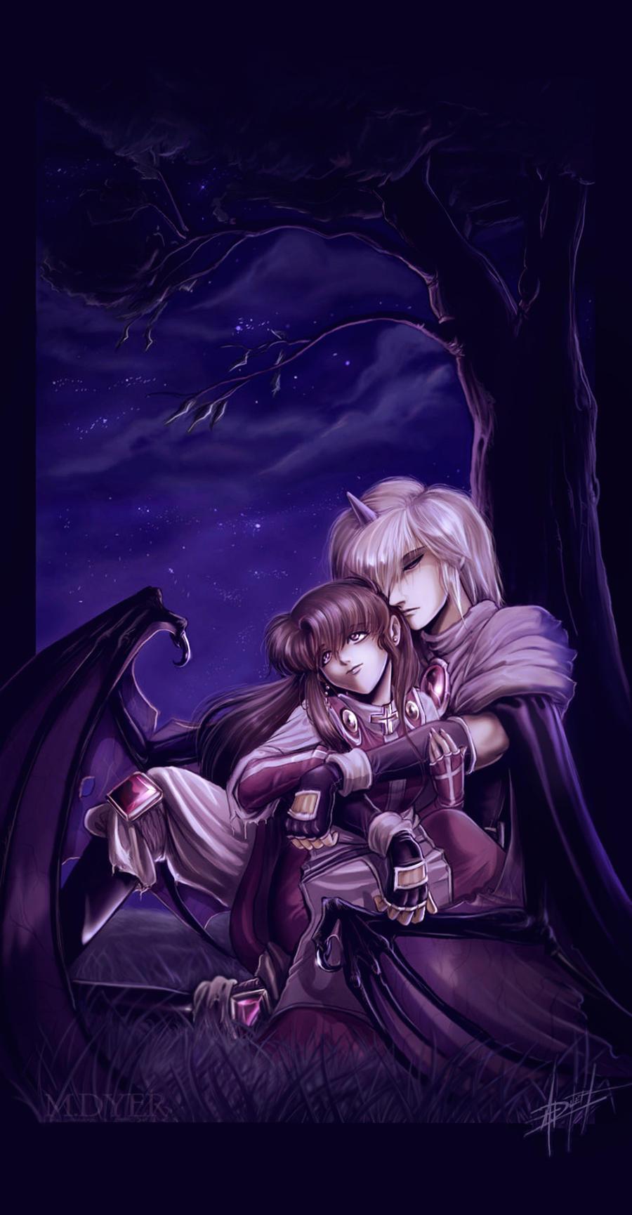 re: Lullaby by pupukachoo