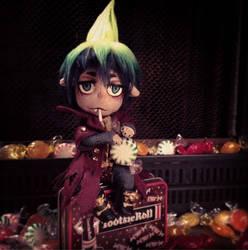 Amaimon plush doll