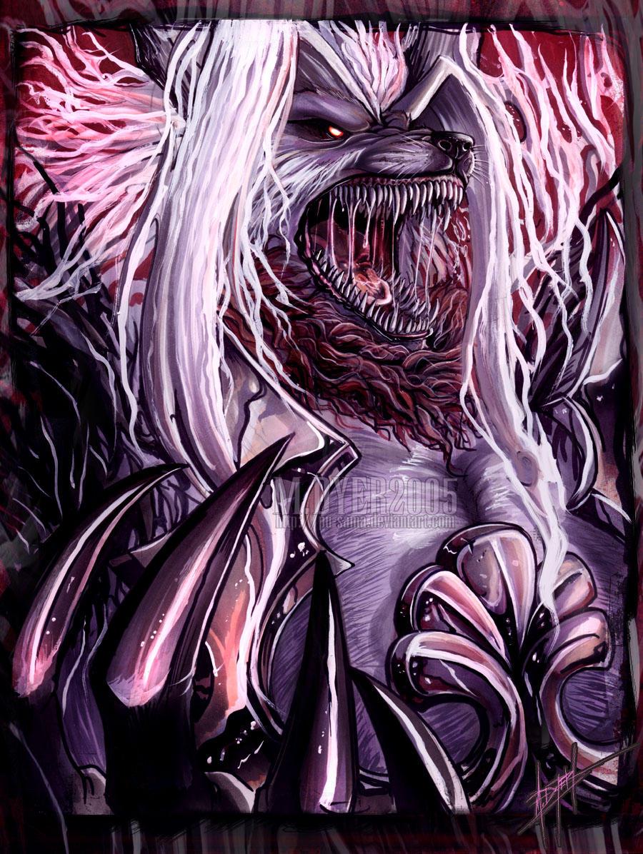 Vincent Valentine Galian Beast