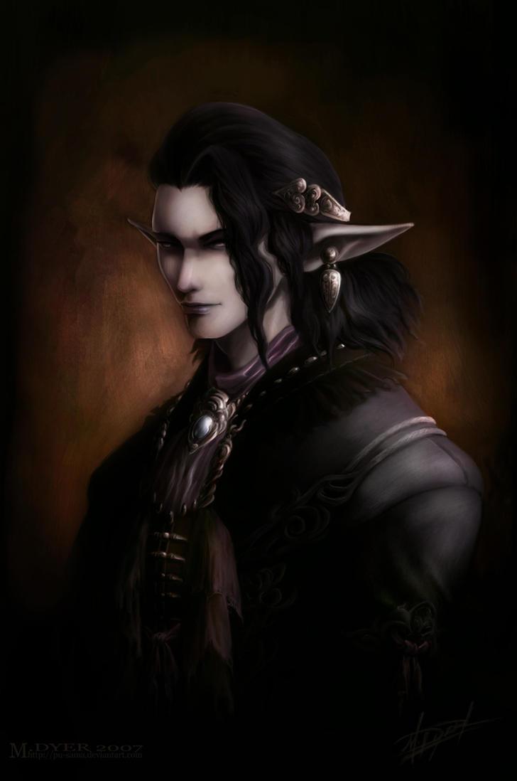 Prince Luzaf by pupukachoo