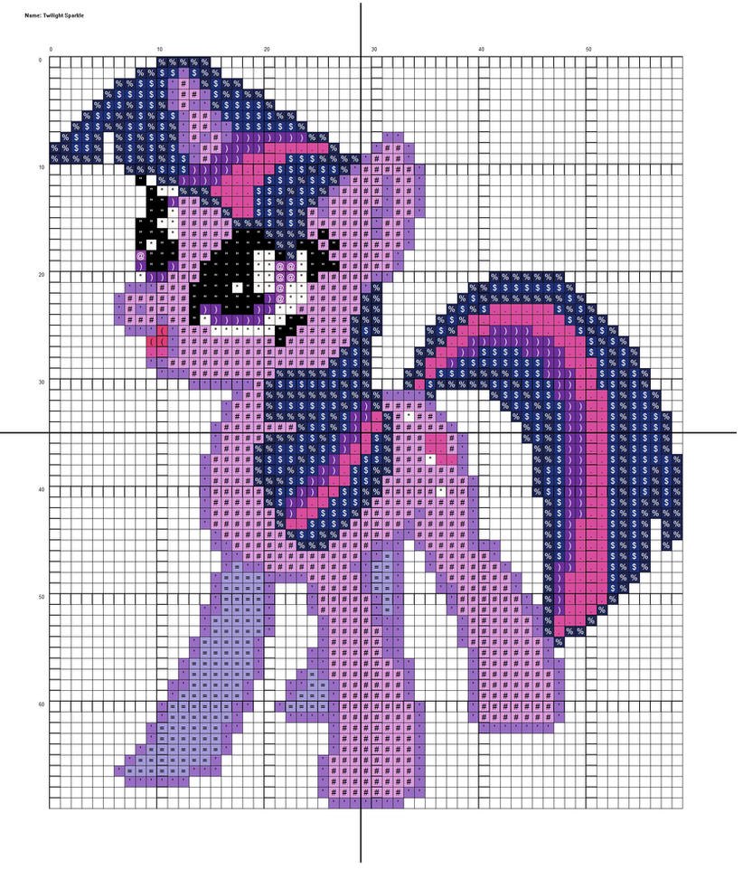 Twilight Sparkle by Stinnen