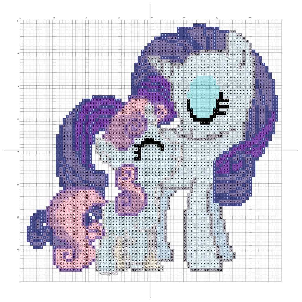Sweetie Belle and Rarity by Stinnen