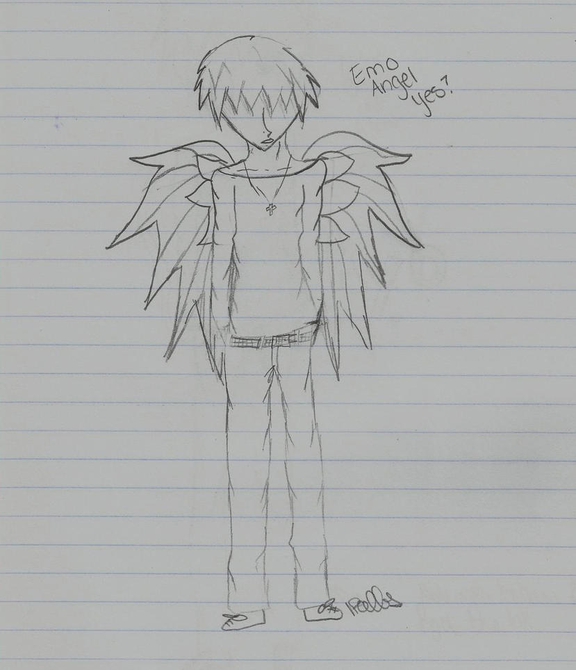 Fallen angel boy by hollowlucy on deviantart fallen angel boy by hollowlucy thecheapjerseys Image collections