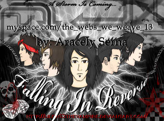 Falling In Reverse by Lilith13thevampire
