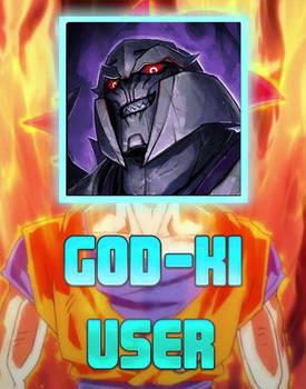 Megatron is a God Ki User