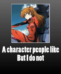 I dont like Asuka.