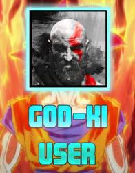 Kratos has God Ki