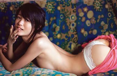 Sexy Asian Girl by Bin9x