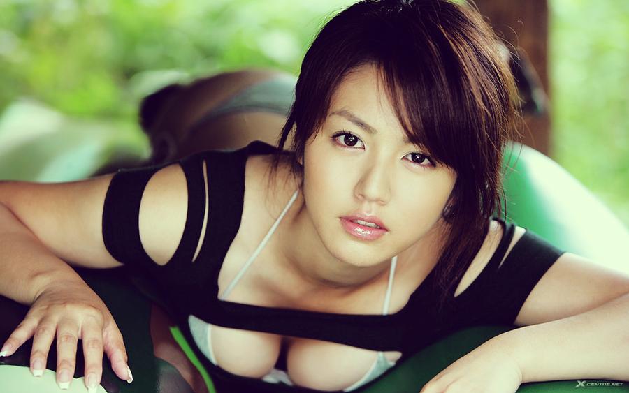 Isoyama Sayaka by Bin9x