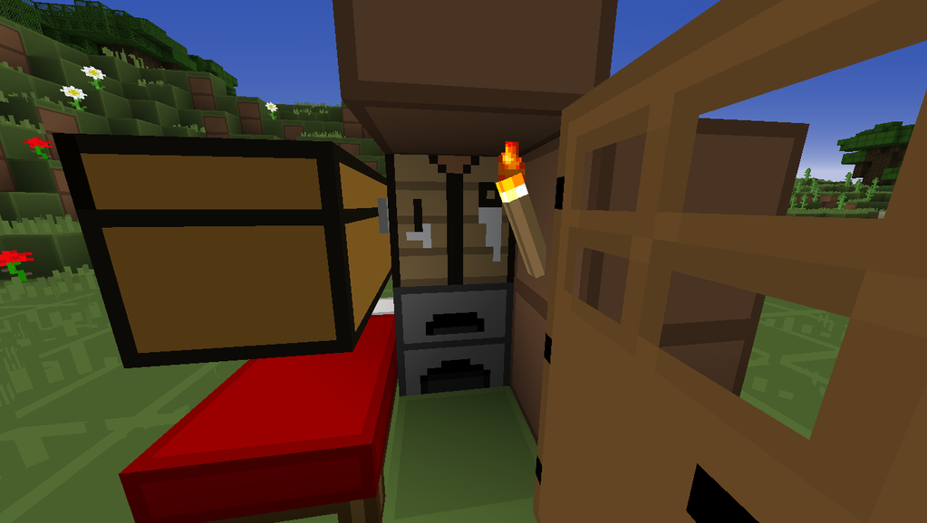 Cheapest Minecraft house EVER. by ForestStarStudios ...