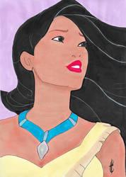 Pocahontas by eirinip5