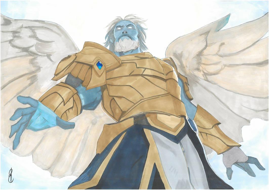 Uther Lightbringer(Shadowlands Afterlives:Bastion)